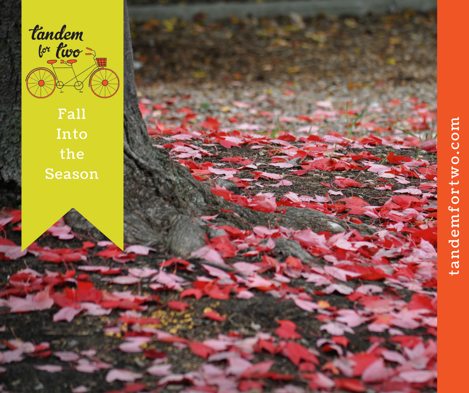 October = Fall Into the Season, Tandem For Two