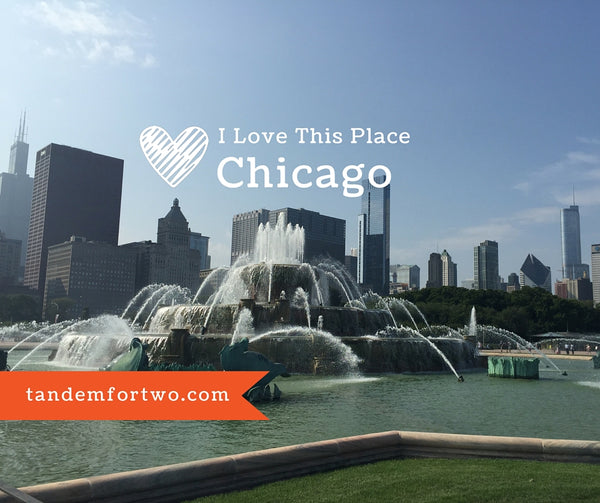 I love this place: Chicago, Tandem For Two