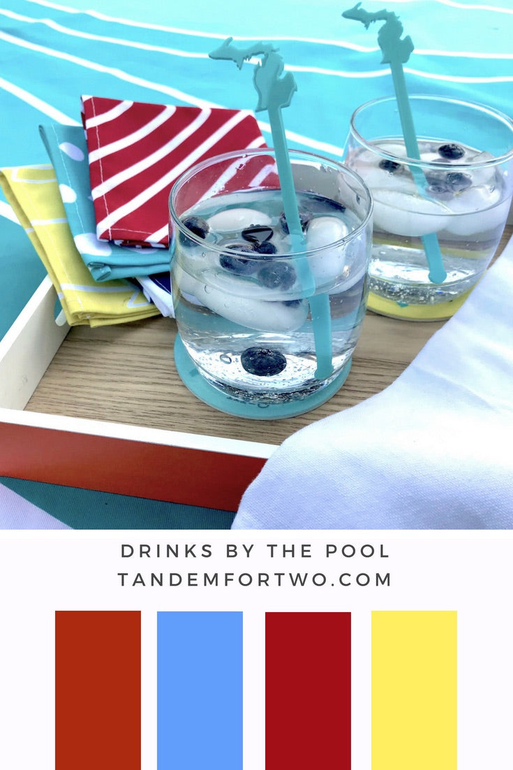 June Color Palettes from Tandem For Two