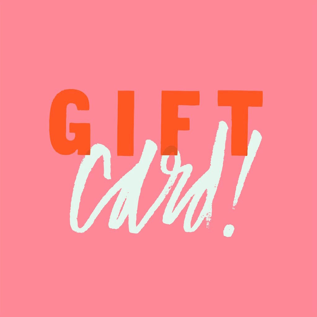 Gift Card - Tandem For Two