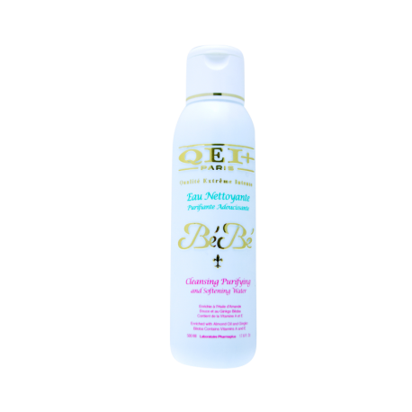 CLEANSING PURIFYING AND SOFTENING BABY WATER