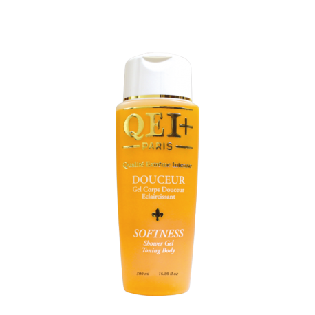 SOFTNESS TONING SHOWER GEL