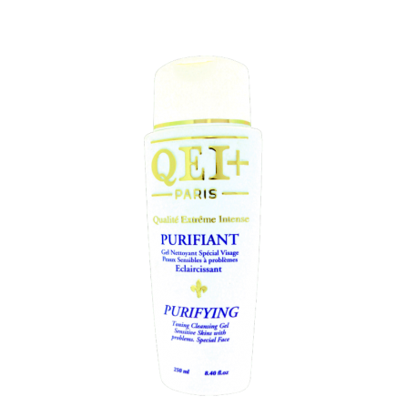 PURIFYING TONING CLEANSING GEL FOR FACE