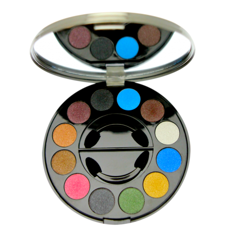 EYE SHADOW 12 COLOURS