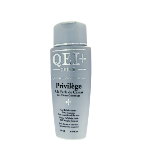 PRIVILEGE VOLCANIC BODY SCRUB - 250 ML