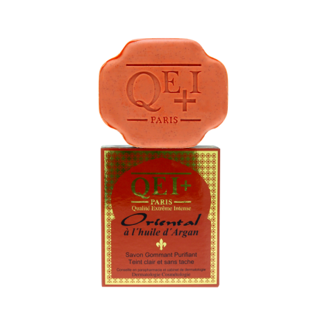 ORIENTAL EXFOLIATING & PURIFYING SOAP