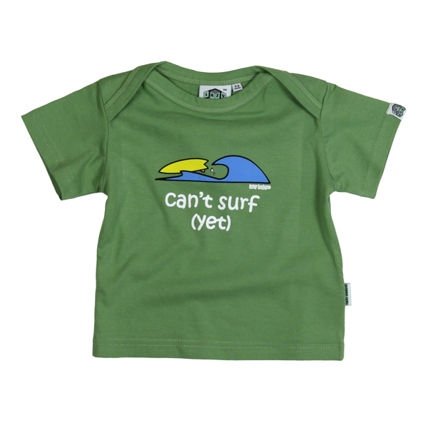 Newborn gift for baby  surfers - Can't surf yet