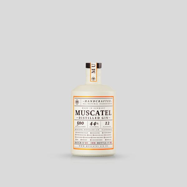 LIMITED EDITION MUSCATEL DISTILLED GIN