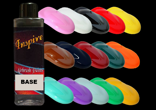 Inspire Airbrush Base Colours