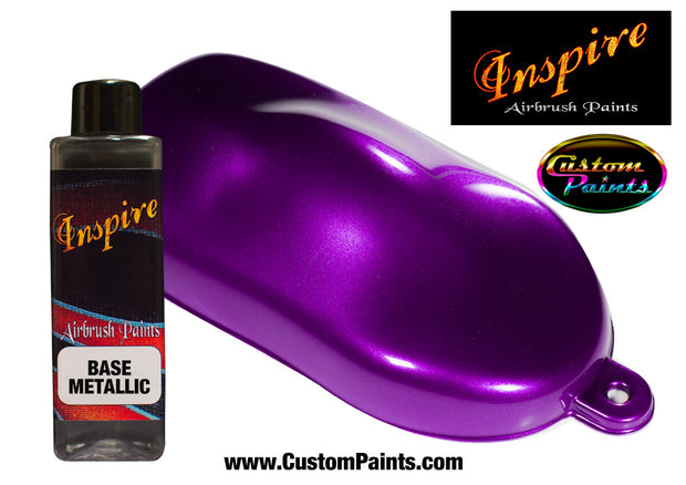 Purple Metallic Inspire Airbrush