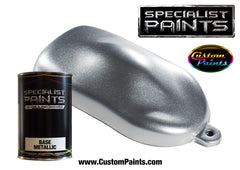 Silver Metallic Coarse