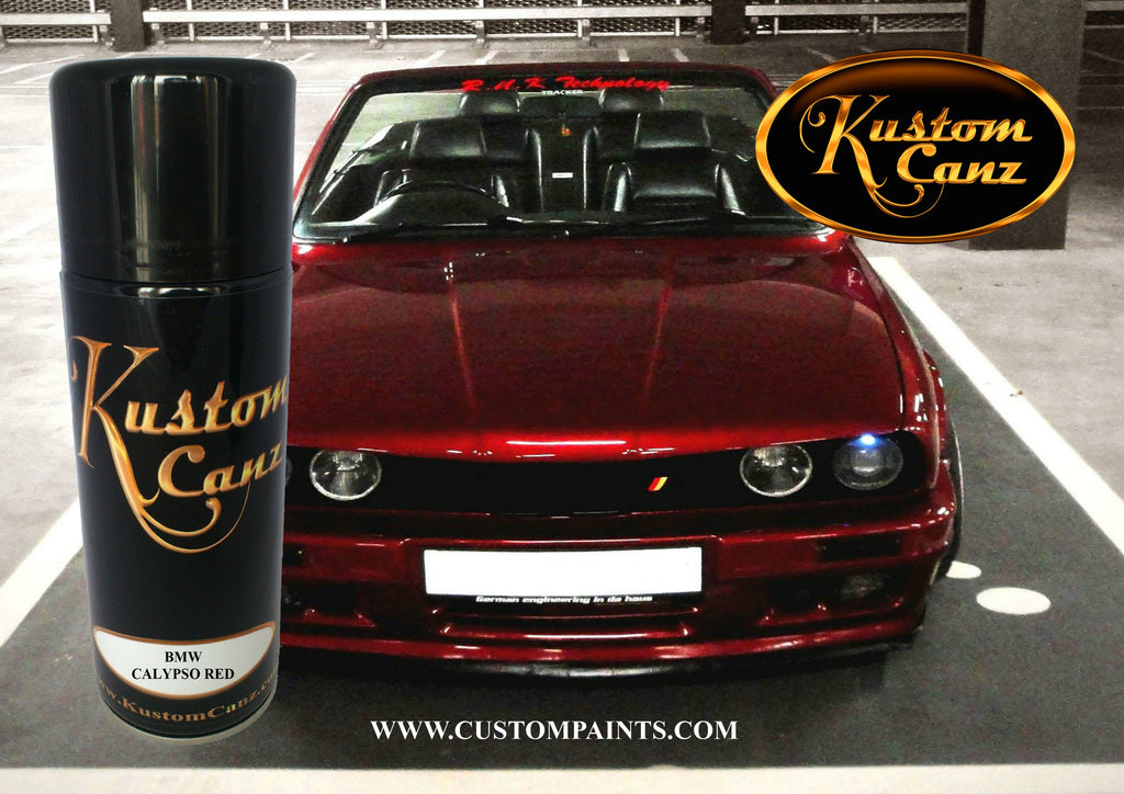 Bmw Car Colours Custom Paints Uk And Europe