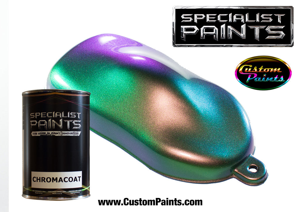 Chromacoat | ChromaFlair | Colour shifting paint – Custom
