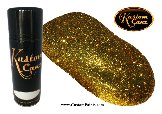 Dark Gold Flake