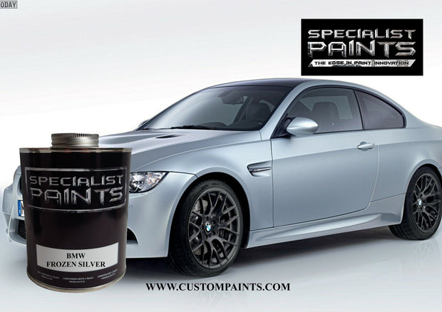 BMW Automotive: Paint Colours