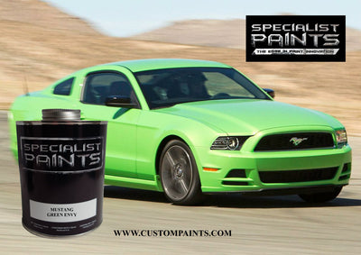Ford Automotive: Green Envy - Paint Code HD