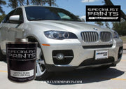 BMW Automotive: Mineral Silber - Paint Code WA14