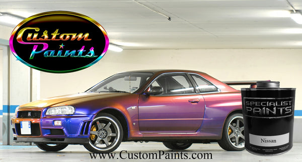 MG Rover Car Colours – Custom Paints UK and Europe