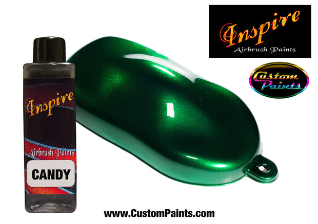 Candy Moss Green Intensifier