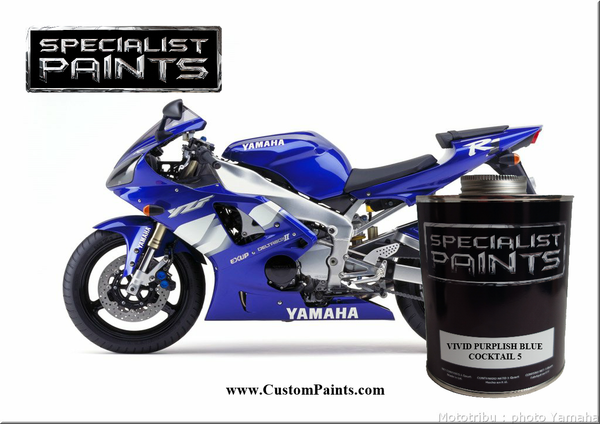 Yamaha Bike Colours