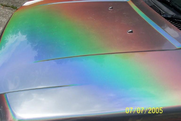 Prismcoat over Gloss Black