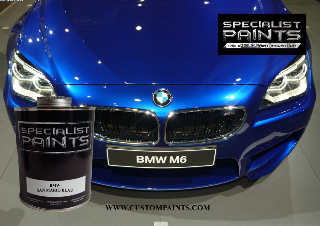 Bmw Car Colors Custom Paints Uk And Europe
