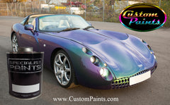TVR Reflex Purple