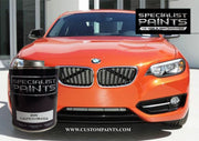 BMW Automotive: Valencia Orange - Paint Code WB44