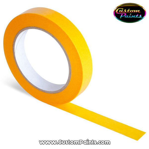 Translucent Orange Masking Tape