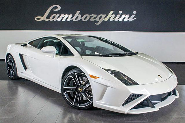 Lamborghini: Ballon White - Paint Code 224.009 (Lighter Shade)