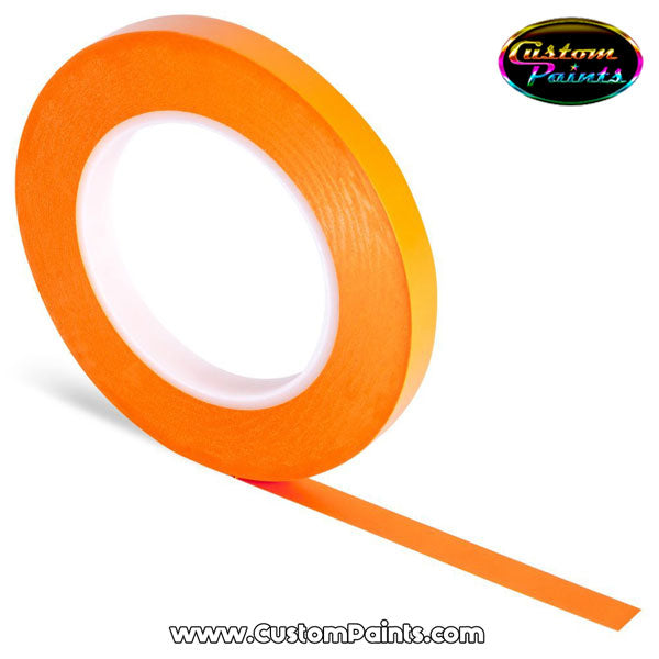 Fine Line Orange Masking Tape