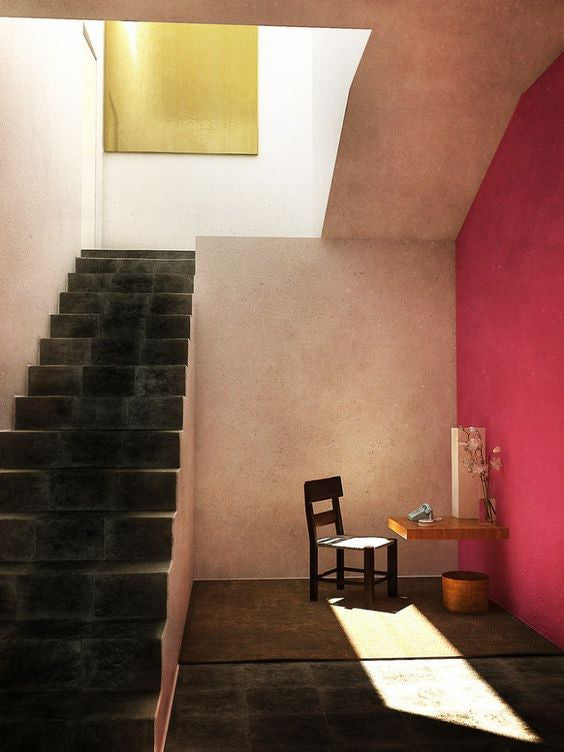Luis Barragan. Master of colour and space.