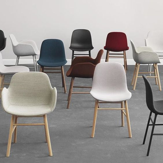 Form Chair by Simon Legald