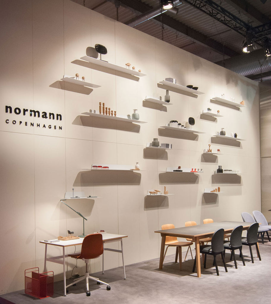 Normann Copenhagen at Salone del Mobile 2017