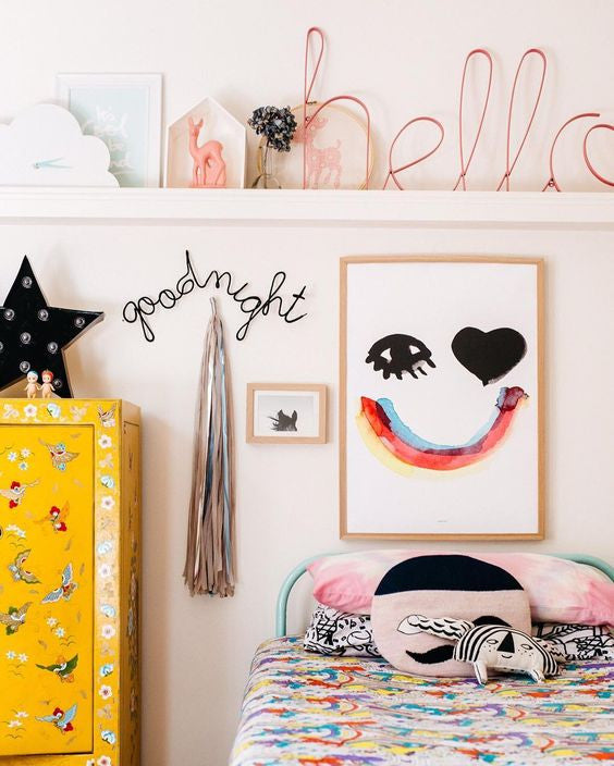 15 wonderful interiors decorated with Pax&Hart prints.