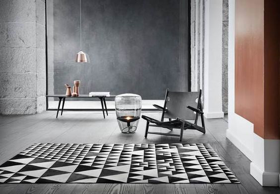 Contemporary carpets by Linie Design part 2
