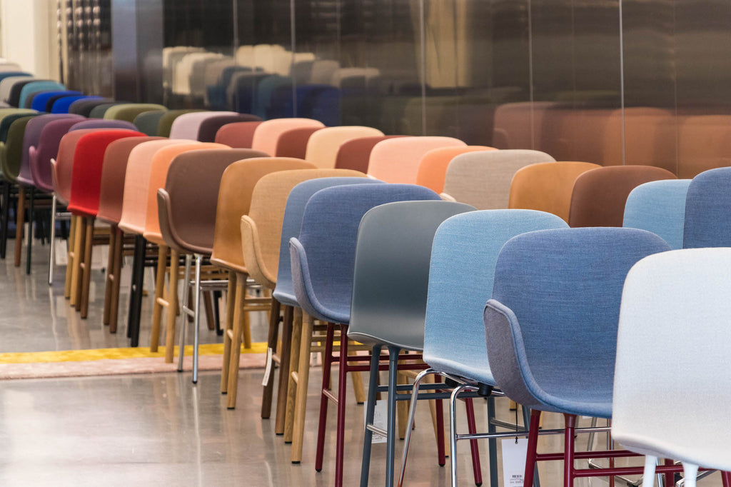 A visit to Normann Copenhagen's showroom