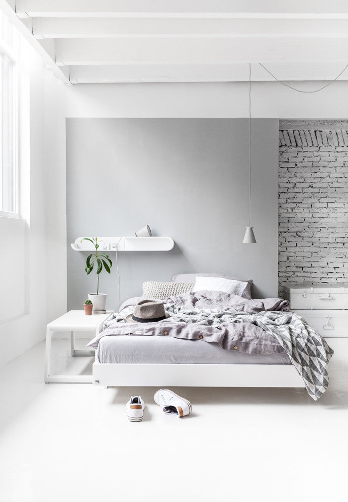 Minimal Bedroom by RAFA