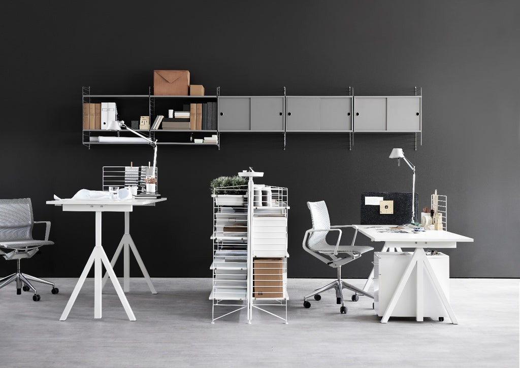 String works: a complete modular solution for your modern workspace.