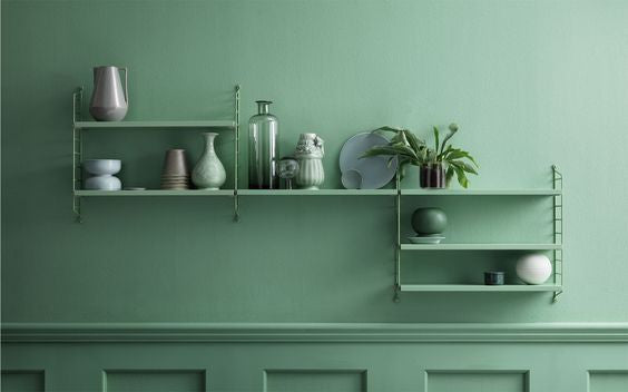 Add some green to your interior