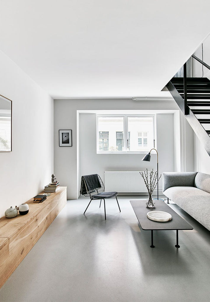 The stunning apartment of Design Director Joachim Kornbek Hansen's