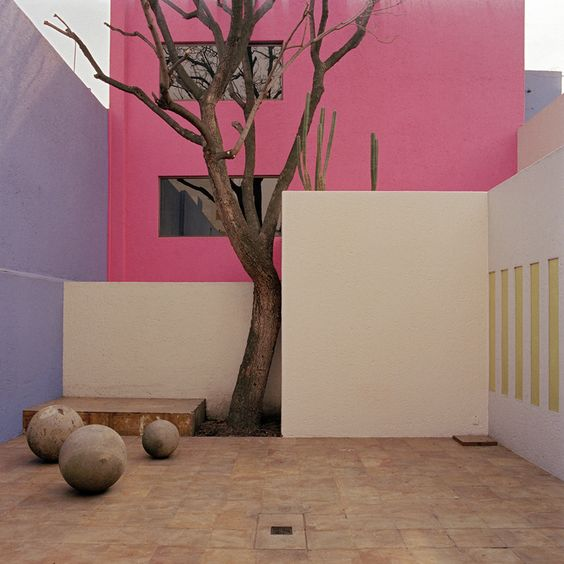 Barragan, Mexican Architects