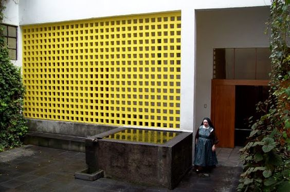 Luis Barragan, Mexican Architect