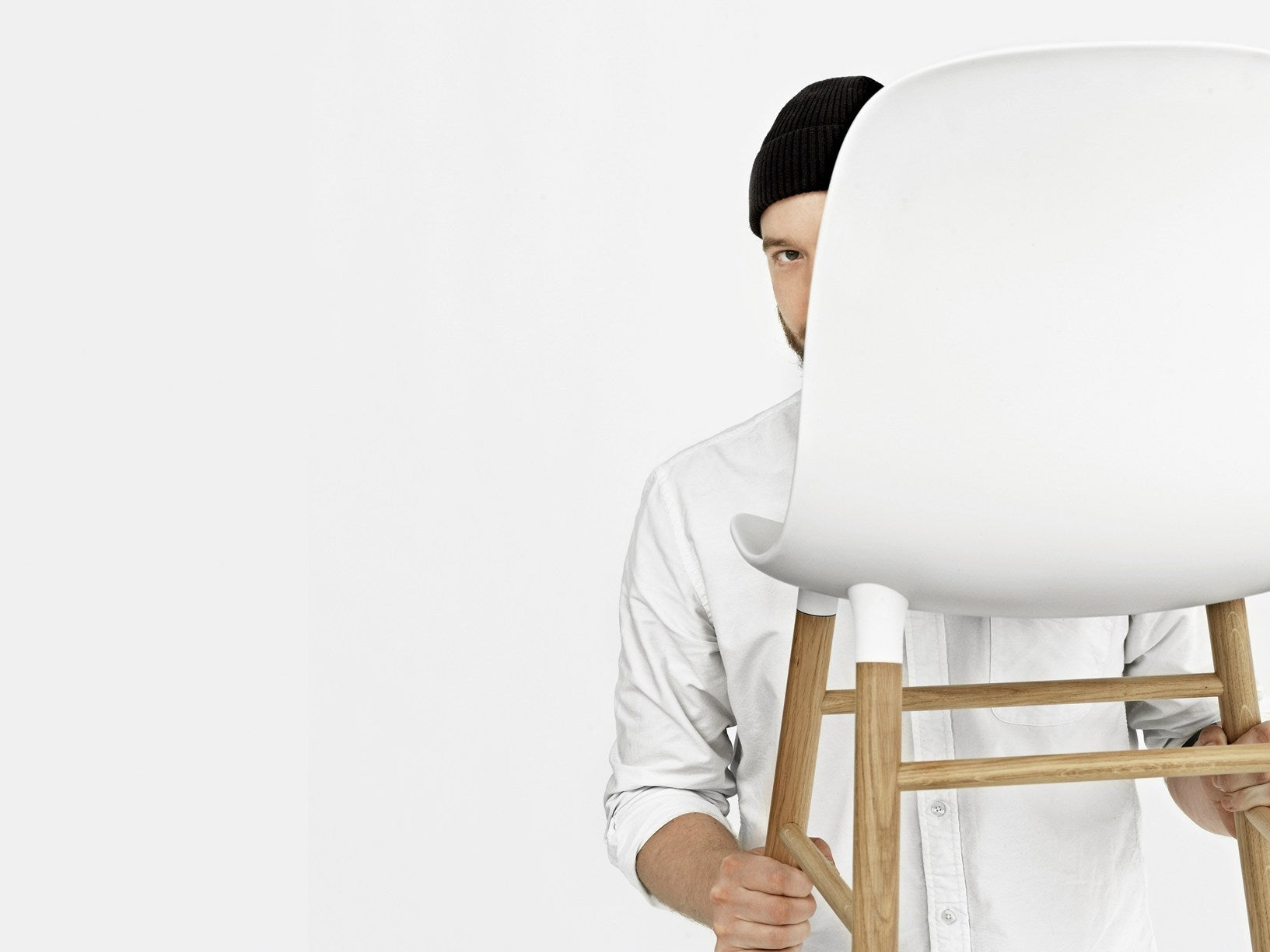 Form Chair, Simon Legald, Normann Copenhagen