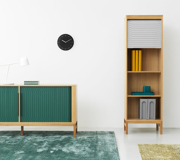 Day Wall Clock Normann Copenhagen Jalousi Cabinet