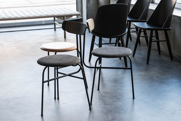 Menu Space, Copenhagen, scandinavian design, modern, afteroom dinning chair