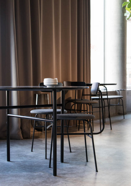 Menu space, Copenhagen, scandinavian design