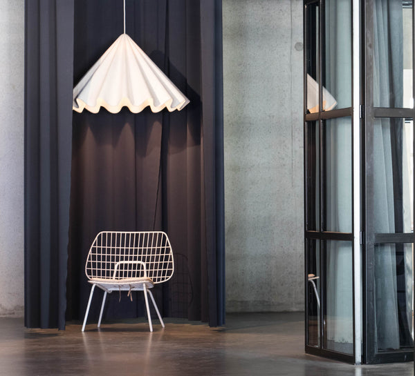 Menu Space, Copenhagen, dancing pendant lamp