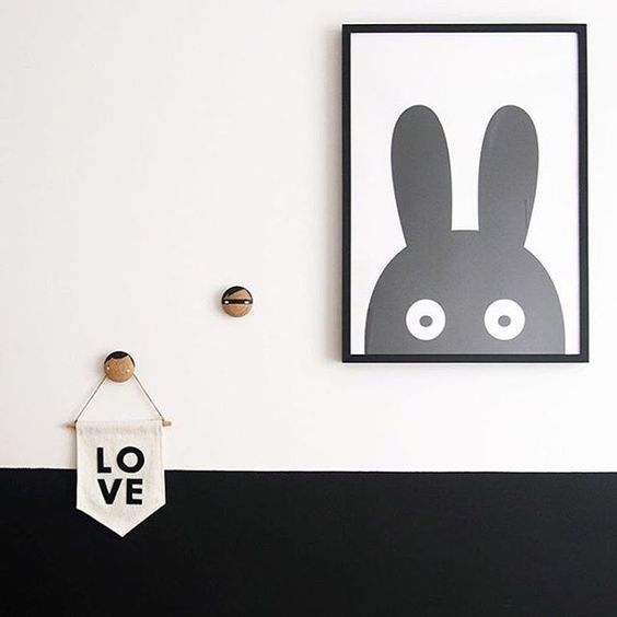 Miniwilla, Hello poster, prints, design duo Sandra and Marcus compose playful and stylish graphic posters