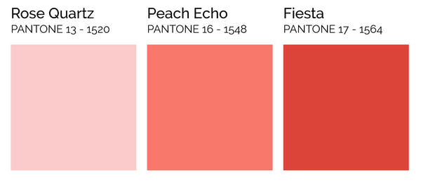 pink color trends 2016